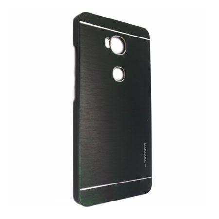 Huawei Honor 5X etui Motomo aluminiowe czarne.