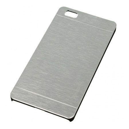 Huawei P8 Lite etui Motomo aluminiowe srebrne.