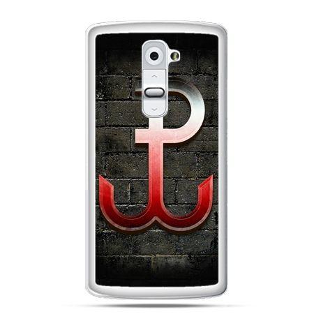 Etui na telefon LG G2 patriotyczne - Polska Walcząca