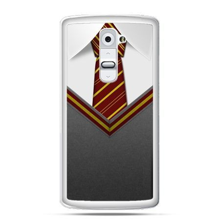 Etui na telefon LG G2 krawat Harry Potter