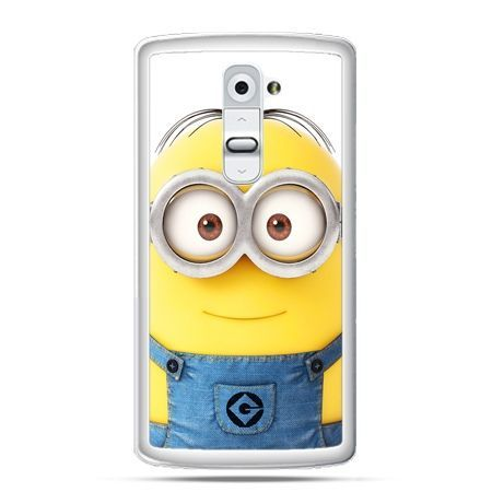 Etui na telefon LG G2 minion