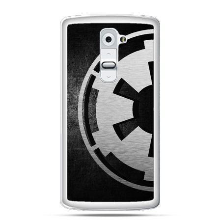 Etui na telefon LG G2 logo imperium Star Wars