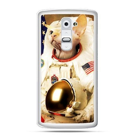 Etui na telefon LG G2 kot astronauta