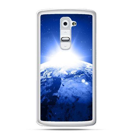 Etui na telefon LG G2 planeta ziemia