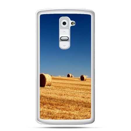 Etui na telefon LG G2 żniwa