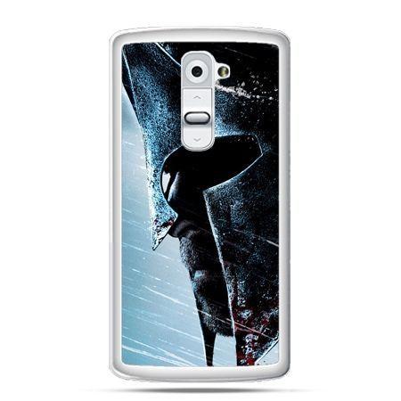Etui na telefon LG G2 hełm Spartan