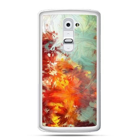 Etui na telefon LG G2 kolorowy obraz