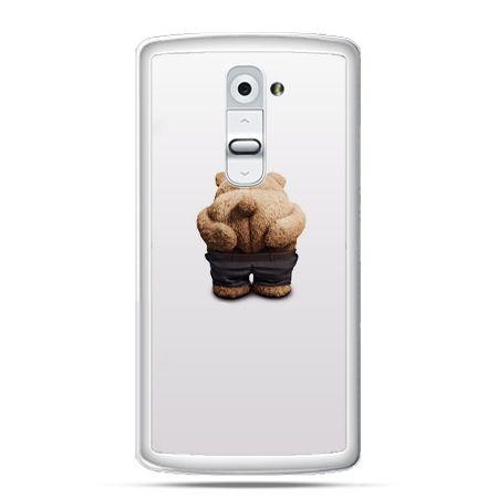 Etui na telefon LG G2 miś Paddington