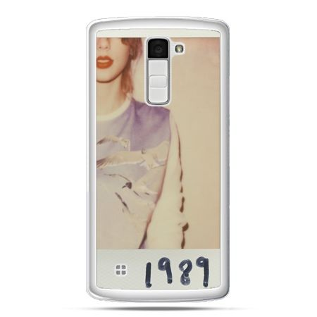 Etui na telefon LG K10 Taylor Swift 1989
