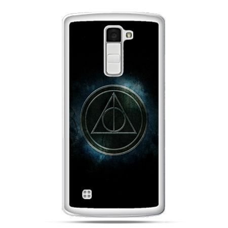 Etui na telefon LG K10 symbol Harry Potter