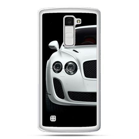 Etui na telefon LG K10 samochód Bentley
