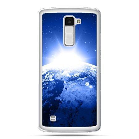 Etui na telefon LG K10 planeta ziemia