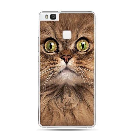 Etui na Huawei P9 Lite perski kotek, oczy.