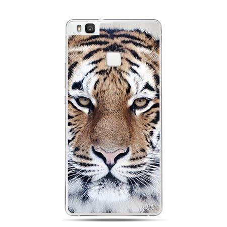 Etui na Huawei P9 Lite tygrys snieżny.
