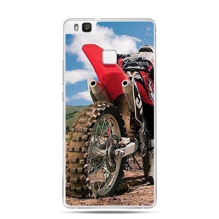 Etui na Huawei P9 Lite motocykl motocross, enduro.