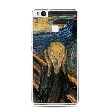 Etui na Huawei P9 Lite obraz Krzyk, Munka.