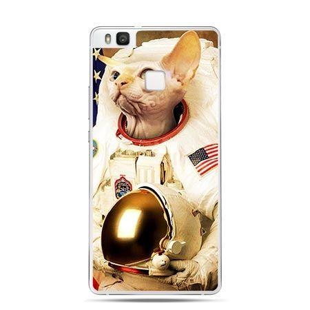 Etui na Huawei P9 Lite kot kosmonauta.