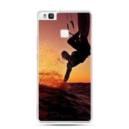Etui na Huawei P9 Lite nocne pływanie.