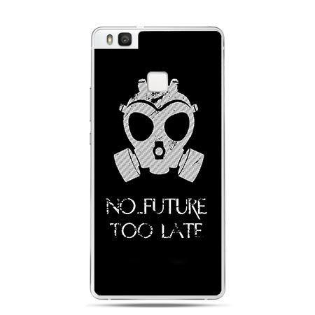 Etui na Huawei P9 Lite No Future too Late.