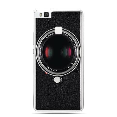 Etui na Huawei P9 Lite nowoczesny aparat.