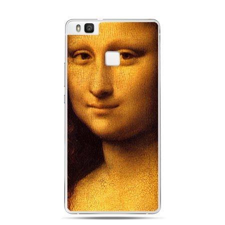 Etui na Huawei P9 Lite obraz Mona Lisa.
