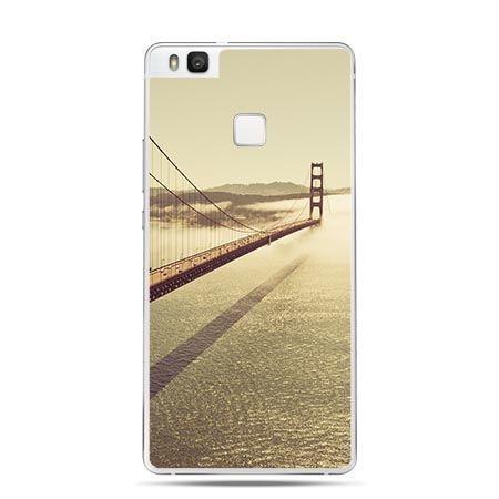 Etui na Huawei P9 Lite most Golden Gate.