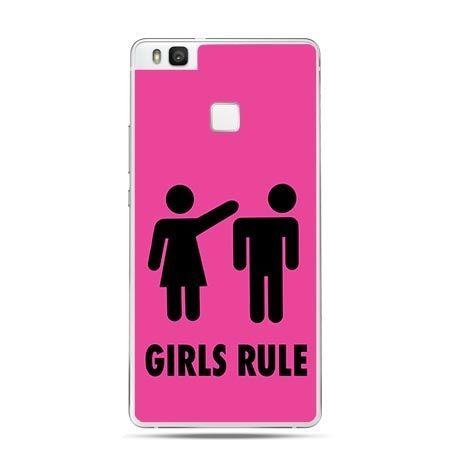 Etui na Huawei P9 Lite Girls Rule.