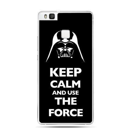 Etui na Huawei P9 Lite Keep Calm... Star Wars.