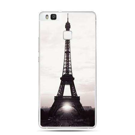 Etui na Huawei P9 Lite wieża Eiffla.