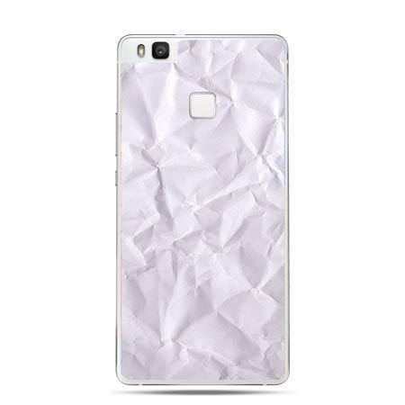 Etui na Huawei P9 Lite pomięty papier.