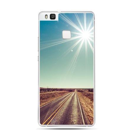 Etui na Huawei P9 Lite słoneczna pogoda.