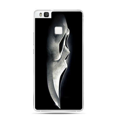 Etui na Huawei P9 Lite maska krzyk.