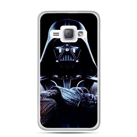 Etui na Galaxy J1 (2016r) Star Wars Darth Vader.