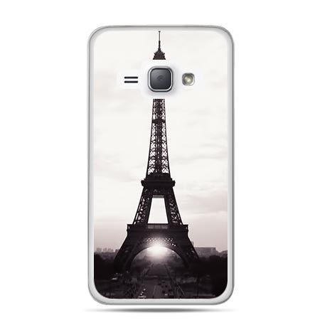 Etui na Galaxy J1 (2016r) Wieża Eiffla.