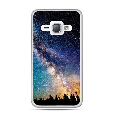 Etui na Galaxy J1 (2016r) Droga Mleczna.