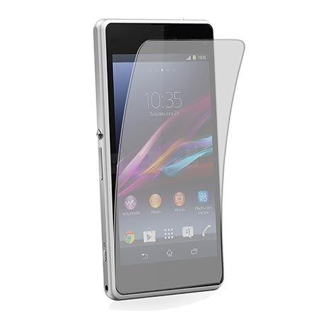 Sony Xperia Z1 compact folia ochronna poliwęglan na ekran.
