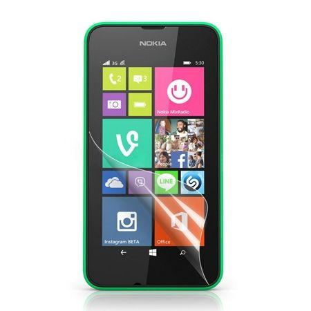 Nokia Lumia 530 folia ochronna poliwęglan na ekran.