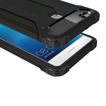 Pancerne etui na Huawei P9 Lite - Grafitowy