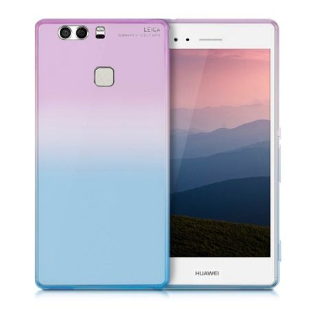 Huawei P9 silikonowe etui ultra slim Ombre.