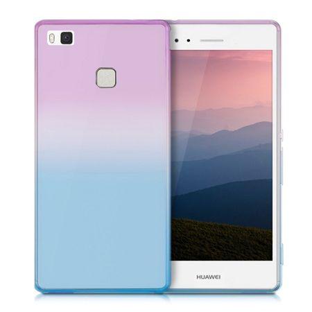 Huawei P9 Lite silikonowe etui ultra slim Ombre.
