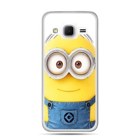 Etui na Galaxy J3 (2016r) minion
