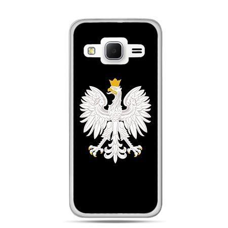 Etui na Galaxy J3 (2016r) Polski Orzeł Godło patriotyczne