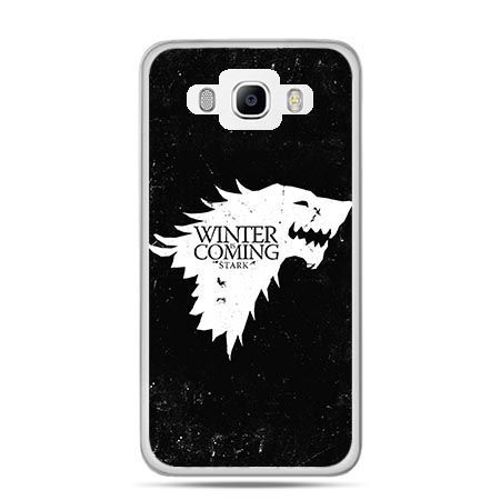 Etui na Galaxy J5 (2016r) Winter is coming