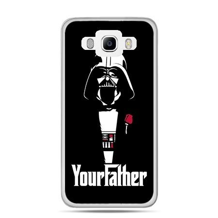 Etui na Galaxy J5 (2016r) Your Father star wars