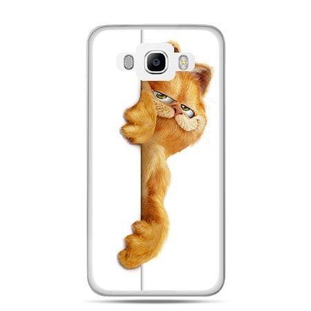 Etui na Galaxy J5 (2016r) Kot Garfield