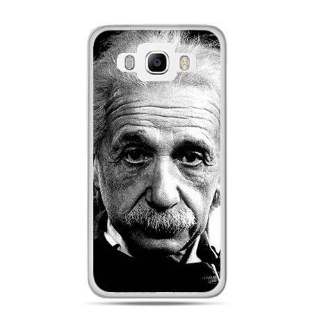 Etui na Galaxy J5 (2016r) Albert Einstein