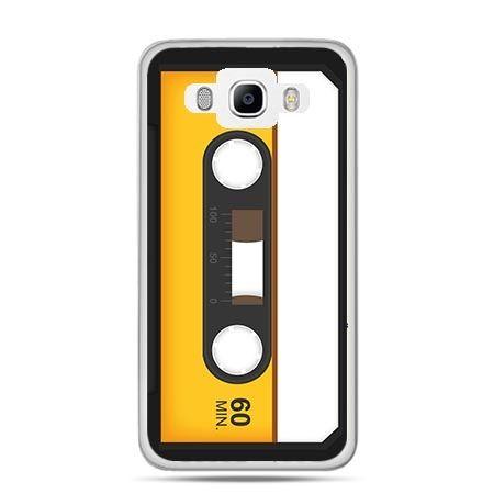 Etui na Galaxy J5 (2016r) kaseta magnetofonowa
