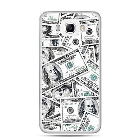 Etui na Galaxy J5 (2016r) dolary banknoty
