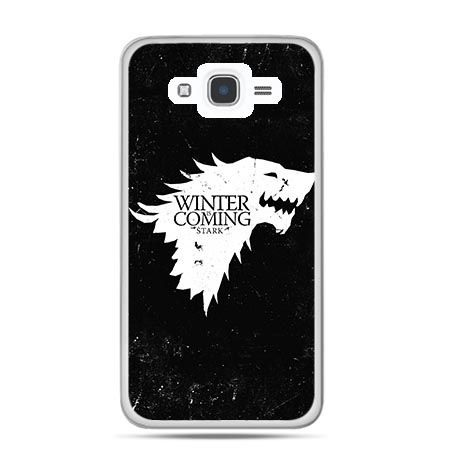 Etui na Galaxy J7 (2016r) Winter is coming