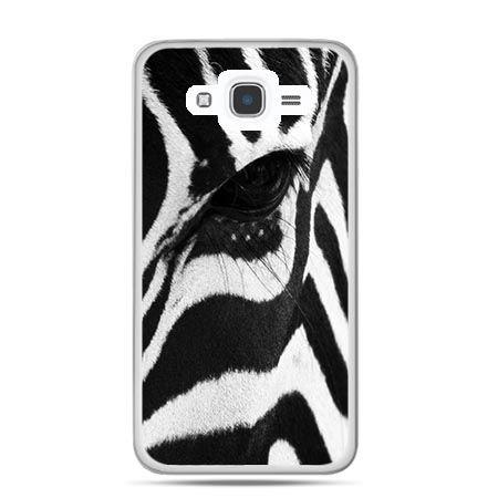Etui na Galaxy J7 (2016r) zebra